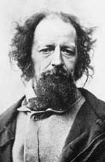 Alfred Lord Tennyson picture