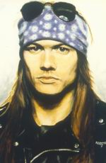 Axl Rose picture