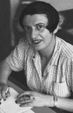 Ayn Rand picture