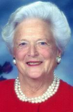Barbara Bush picture