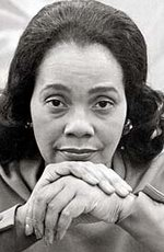 Coretta Scott King picture