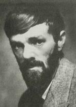 D. H. Lawrence picture