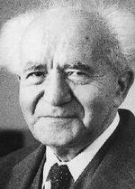 David Ben-Gurion picture