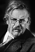 G. K. Chesterton picture