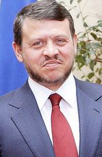 King Abdullah II of Jordan picture