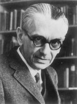 Kurt Gödel picture