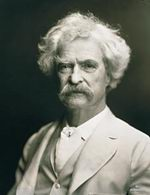 Mark Twain picture