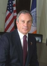 Mike Bloomberg picture
