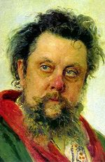 Modest Mussorgsky picture