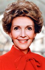 Nancy Reagan picture