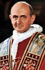 Pope Paul VI relationships