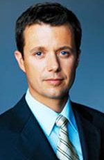 Prince Frederik of Denmark picture