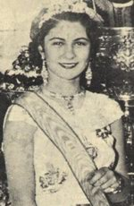 Queen Farida of Egypt picture