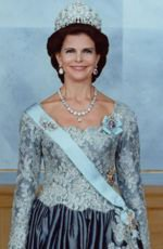 Queen Silvia of Sweden picture