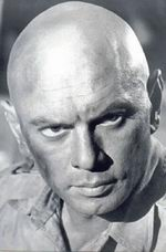 Yul Brynner picture