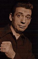 Yves Montand picture